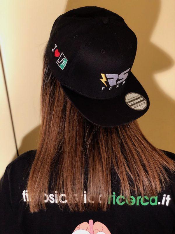 Cappellino Snapback 2