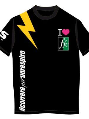 T-Shirt 2019 (Fulmine) Fronte